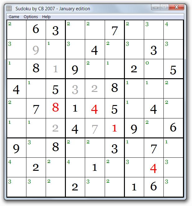 Судоку - Мини игры онлайн
